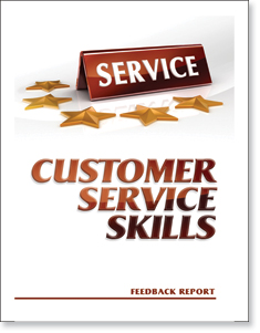 the customer service skills profile
